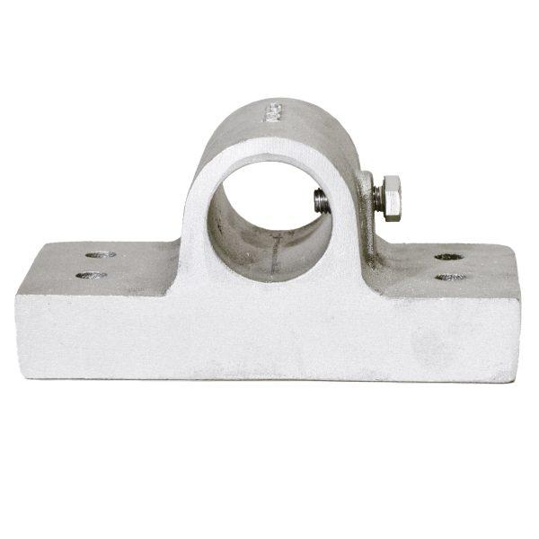 2″ (2-3/8) Pipe Side Bracket (PLD002) Bottom View