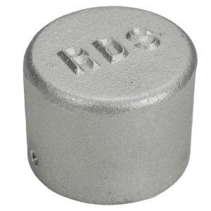 2″ (2-3/8) Pipe Trim Cap (PLD008) Main View
