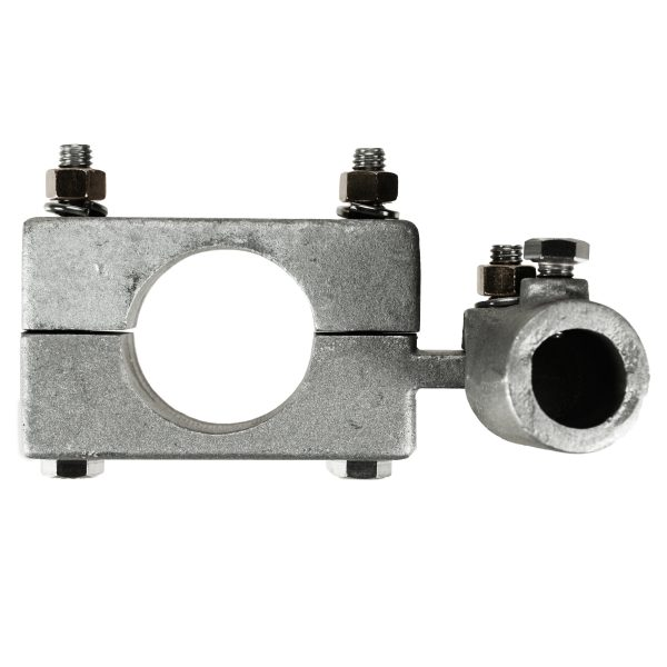 2″ (2-3/8) Clamp on Brace Bracket (PLD013) Bottom View