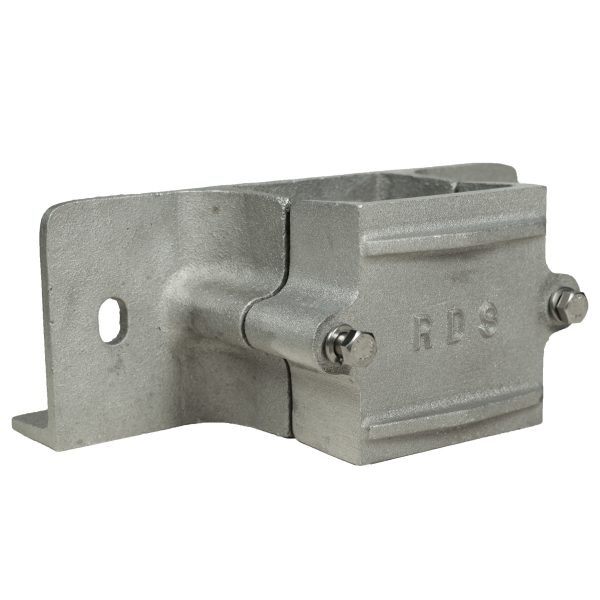 4 x 4 Wood Side Bracket (WLD020) Right View