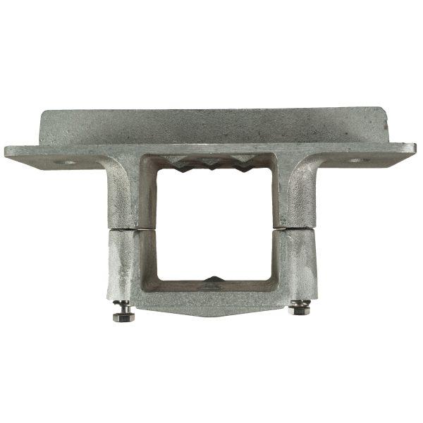 4 x 4 Wood Side Bracket (WLD020) Top View