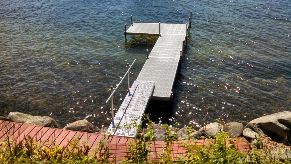 RDS Aluminum Dock